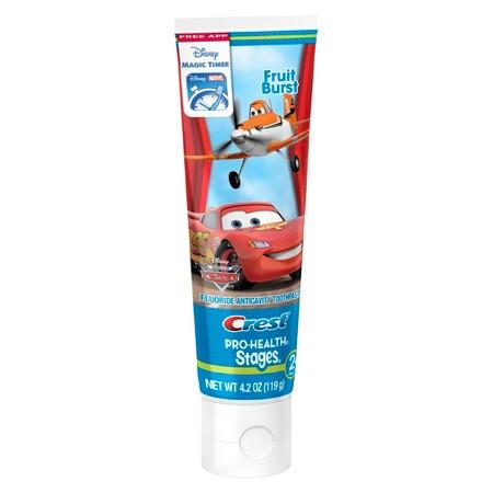 Зубна паста Crest Pro-Health Cars