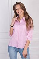 Строгая женская блуза