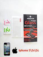 Защитное стекло на Iphone 5