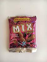 Жаренная семечка с арахисом 80 грам