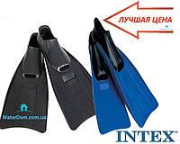 Ласты для плавания Intex 55934 38-40см