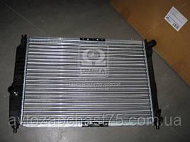 Радиатор охлаждения Chevrolet Aveo  с кондиционером МКПП производство Tempest