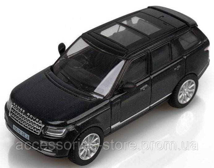 Модель автомобиля Range Rover Vogue, Scale 1:76, Black