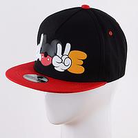 Детские и подростковые бейсболки и кепки