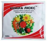 Комплексне мінеральне добриво Кемира Люкс, 100г, NPK 14.11.25