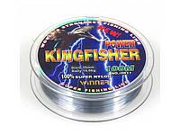 Леска KingFisher 0.45 (100м) светлая