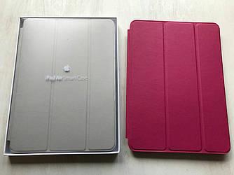 Малиновый кожаный чехол Smart Case для iPad Air 2