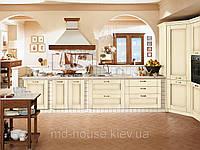 Кухня встроенная патинированная Прованс Эрика, фото 1
