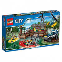 Lego City Тайник преступников 60068