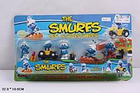 Герои смурфики the smurfs