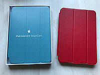 Красный кожаный чехол для iPad mini 1/2/3
