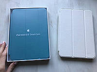 Белый кожаный чехол для iPad mini 1/2/3