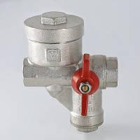 Кран шаровой со встроенным фильтром и редуктором давления Valtec