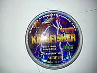 Леска KingFisher 0.22 (30м) светлая (10шт)