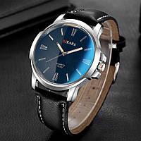 Чоловічі годинники O. T. Sea blue ray black, фото 1