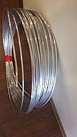 Труба алюминиевая 8мм стенка 1мм (UKR)