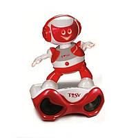 Набор с интерактивным роботом DISCOROBO – ЭНДИ ДИДЖЕЙ (робот, MP3-плеер с колонками, танцует, озв.)