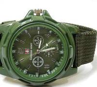 Swiss Army мужские часы! зеленый