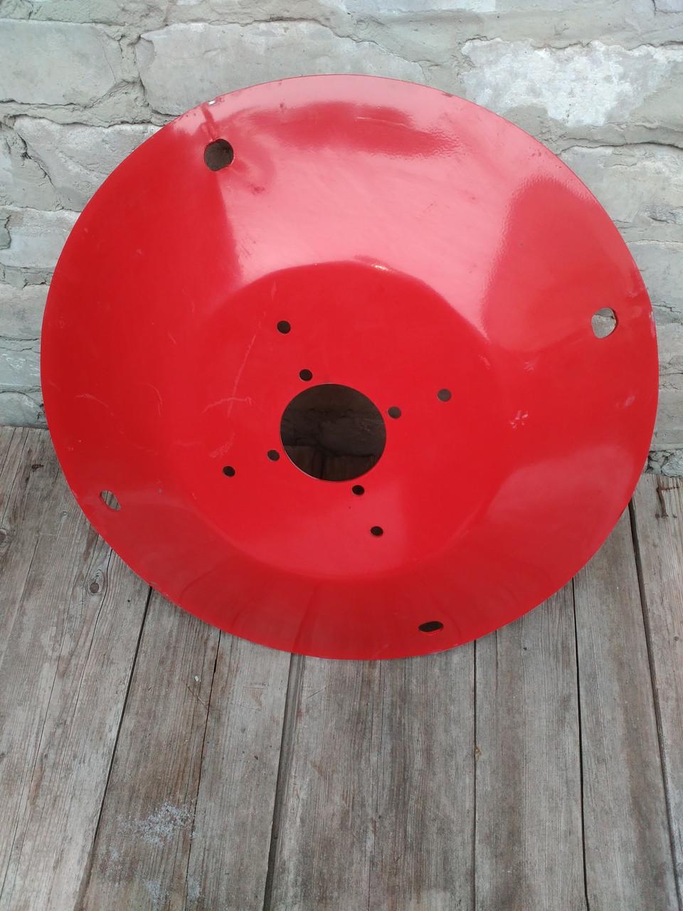Тарілка верхня на косарку роторну 1,35 м