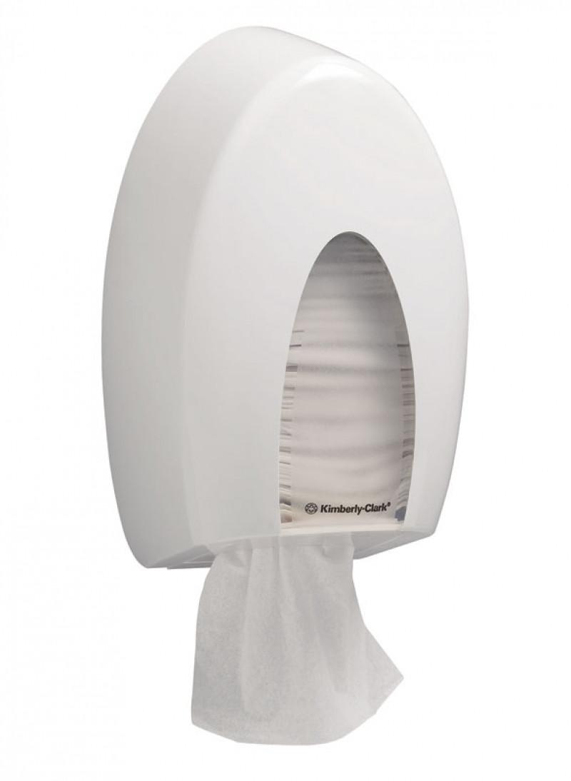 Диспенсер для туалетной бумаги в пачках мини AQUA