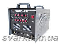Аппарат для аргонодуговой сварки W-MASTER TIG-220P AC/DC