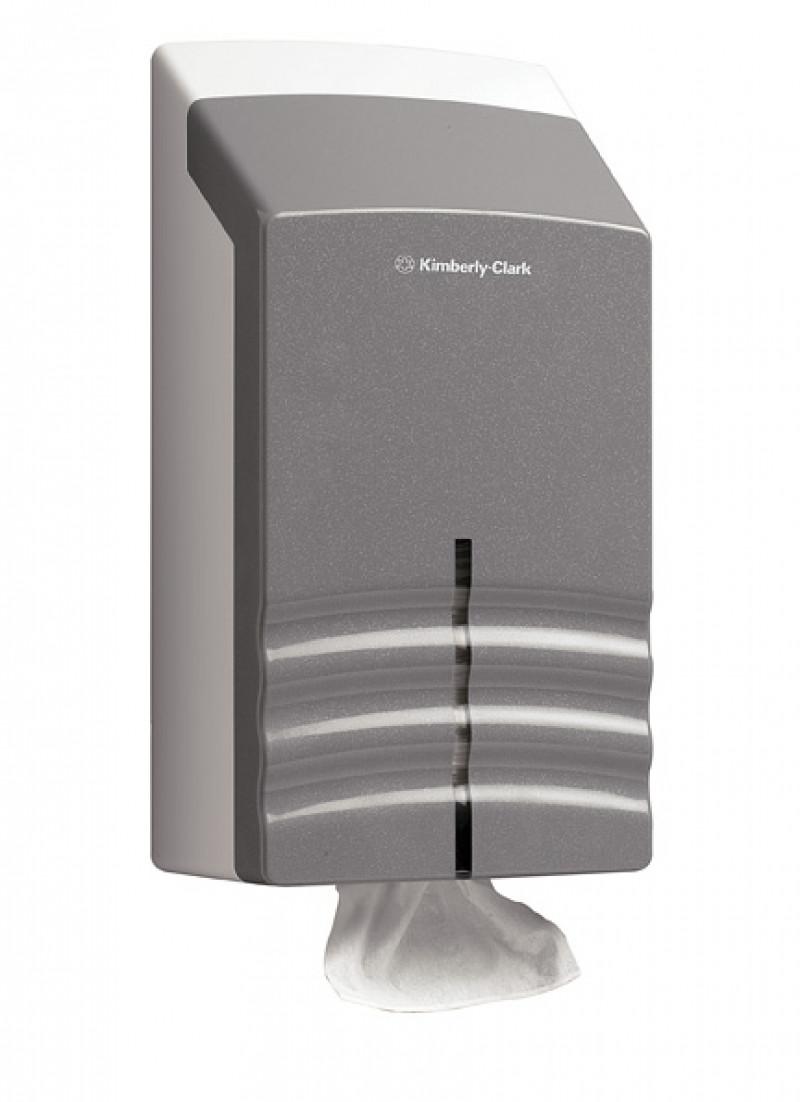 Диспенсер для туалетной бумаги в пачках RIPPLE