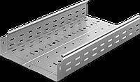 Лоток металлический перфорированный лп 100*40