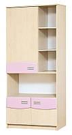 Книжный шкаф из серии детской мебели Терри, Детская модульная мебель Терри (SM)