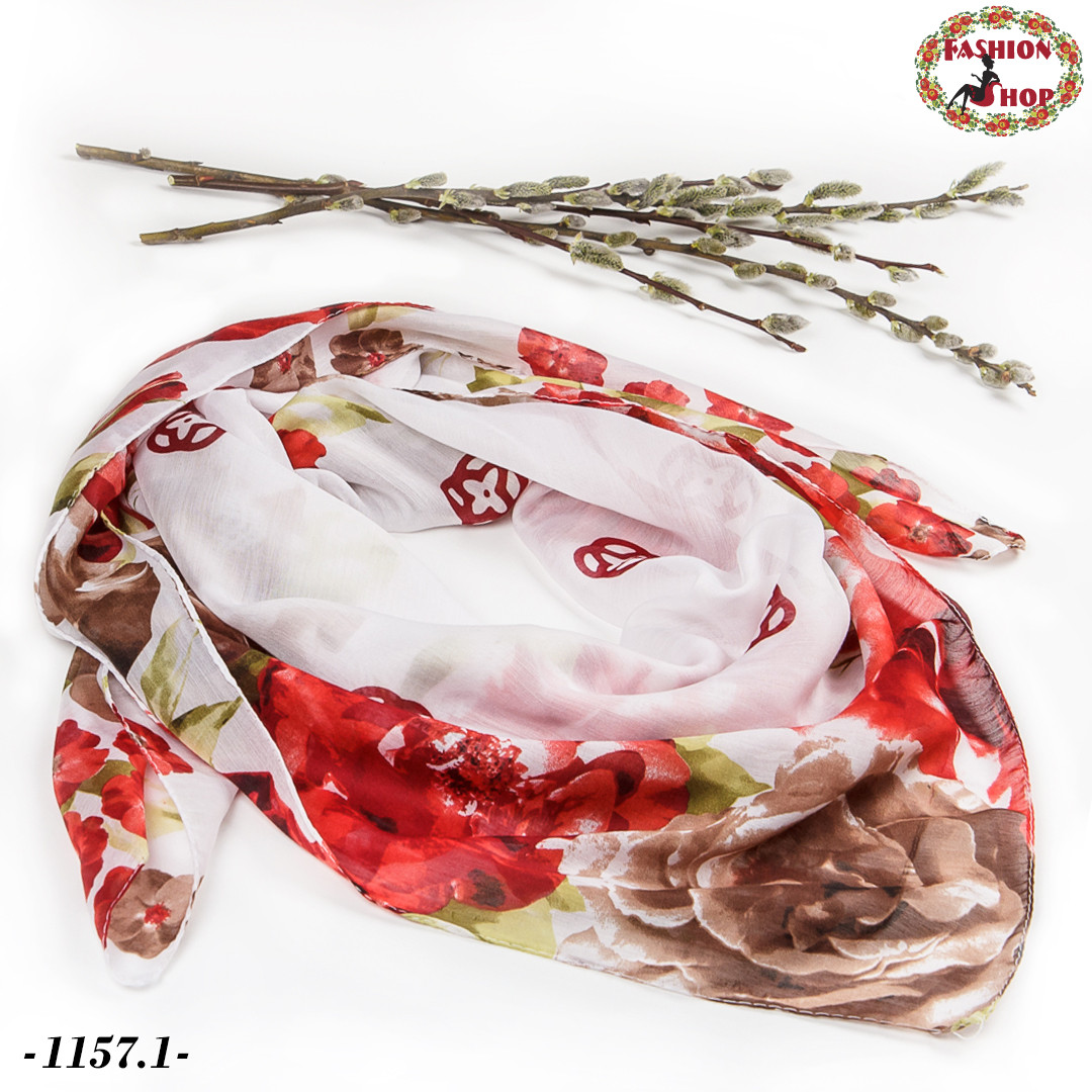 Красивый платок Мохито