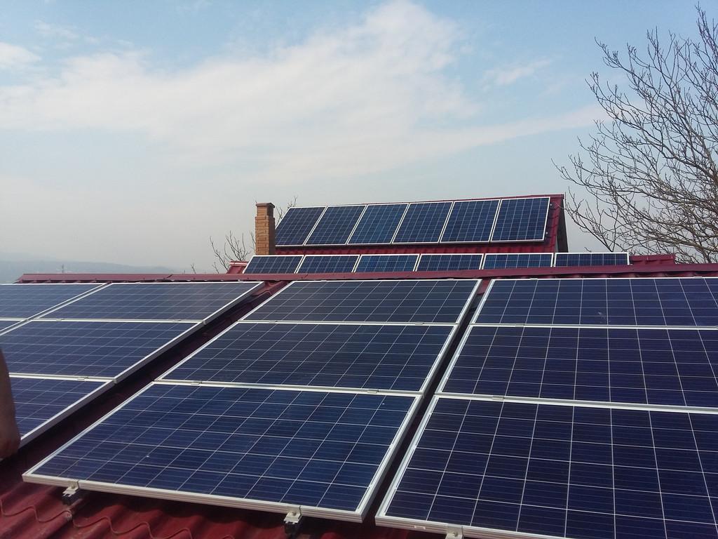 Автономная СЕС на 6 кВт Черновцы