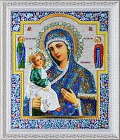 """Набор для вышивания бисером Икона Богородицы """"Иерусалимская"""""""