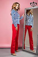 Стильный женский пиджак Аризона ТМ Luzana 42-50 размеры