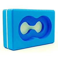 Блок для йоги FI-5163-B