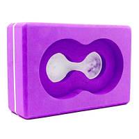 Блок для йоги FI-5163-V