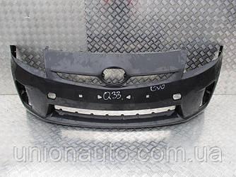 Бампер передний Toyota Corolla E15 Лифтинг 2011-