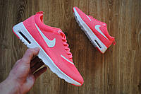 Женские кроссовки Nike Air Max Thea (Pink) W03. Живое фото (аир макс тиа)