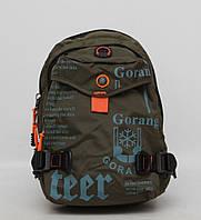 Емкостный мужской городской рюкзак Gorangd на каждый день. Отличное качество. Доступная цена. Код: КГ901