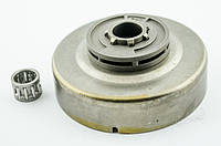 Корзина сцепления + венец(3/8)+подшипник для бензопил тип  Stihl 180,181,230,250