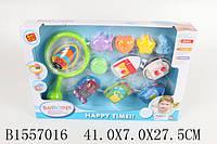 Игрушки для ванны в коробке 41,0*7,0*27,5см