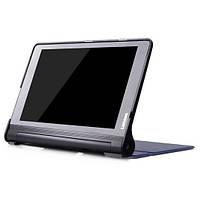 """Чехол для Lenovo Yoga Tablet 3 PRO 10.1"""" X90L Plastic Dark Blue"""
