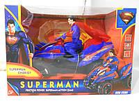 Джип Человек паук, Бетмен, Супер мен  (три вида)