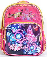 Школьный рюкзак, ранец для девочек 1-4 класс