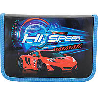 """Пенал - книжка """"Hi speed"""" K17-622-6, ТМ Kite"""