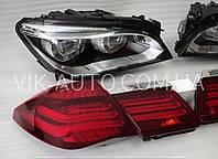 Оптика рестайлинг LED BMW 7 F01 F02