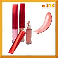 Christian Блеск для губ розовый тон 318