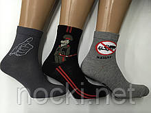 Шкарпетки чоловічі з приколами Montebello пр-під Туреччина
