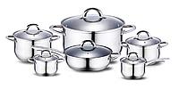 Набор посуды 12 предметов LUXBERG LX 112009