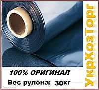 """Пленка черная полиэтиленовая 110 мкм """"Союз"""" (6м*50 мп) 30 кг (Высший сорт)"""