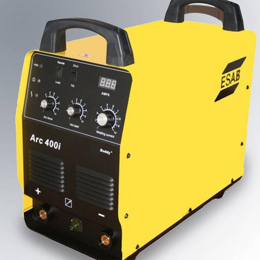 Сварочный инвертор ESAB Buddy Arc 400i