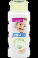 Детская  присыпка - пудра Babylove Puder Sensitive, 100 g.